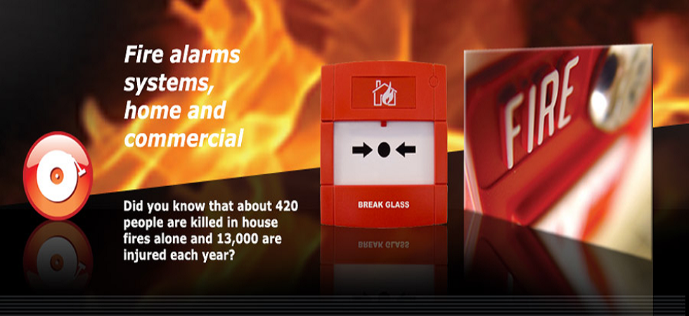 Fire Alarm System Banner